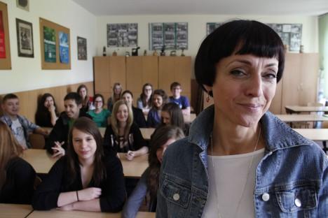 Sekta Rodzina w Szkole - Justyna Dobrzyńska Pietrek